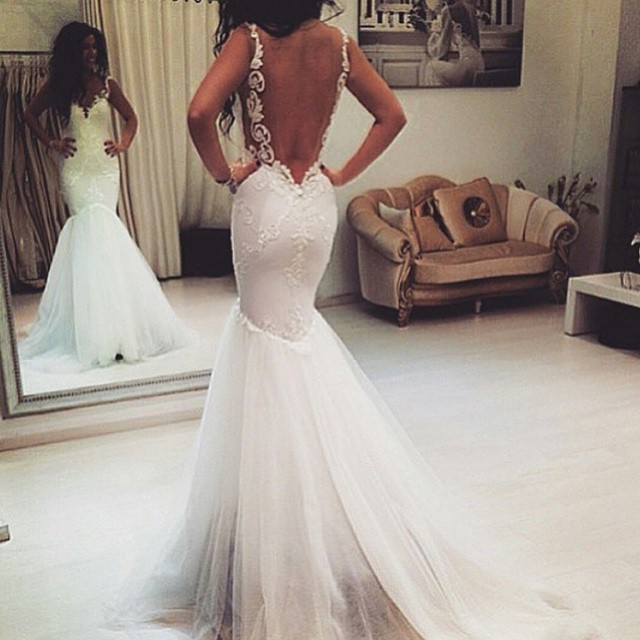 Gorgous Mermaid Sweetheart Backless Long Wedding Dresses Xw41 Now And Forever Online Store Powered By Storenvy