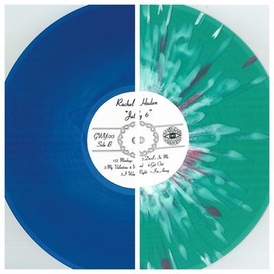 Rachel Haden Quot July 6 Quot 2 Record Bundle 183 Greenway Records