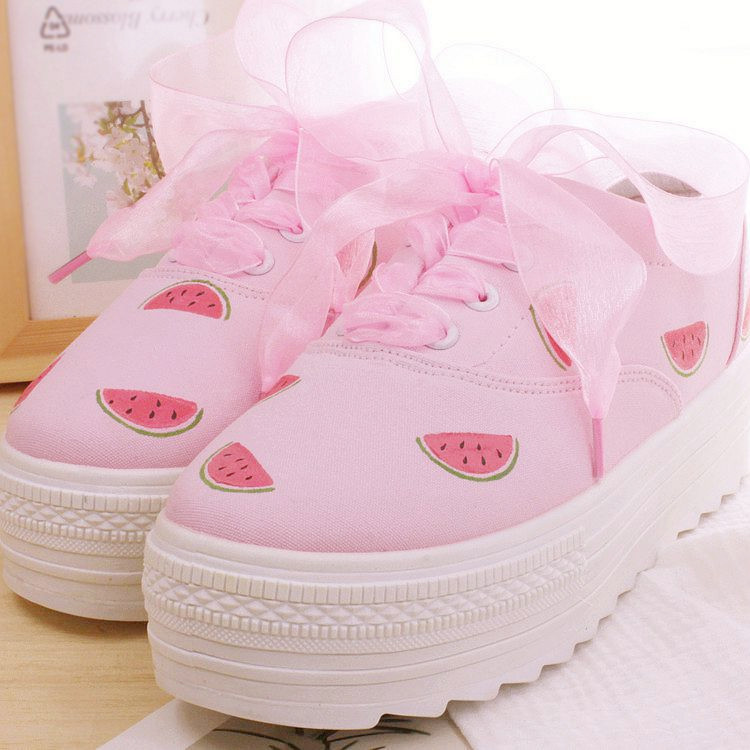 e48054cf418 WATERMELON SHOES GIRL SNEAKERS ( PINK) · Shopgogogo · Online Store ...