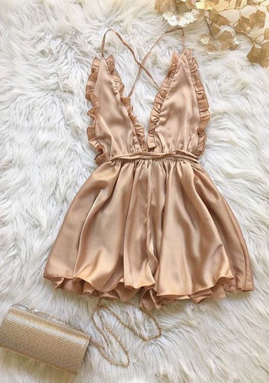 f27e37da9ad Sexy show body hot backless romper playsuit jumpsuit · kslademade ...