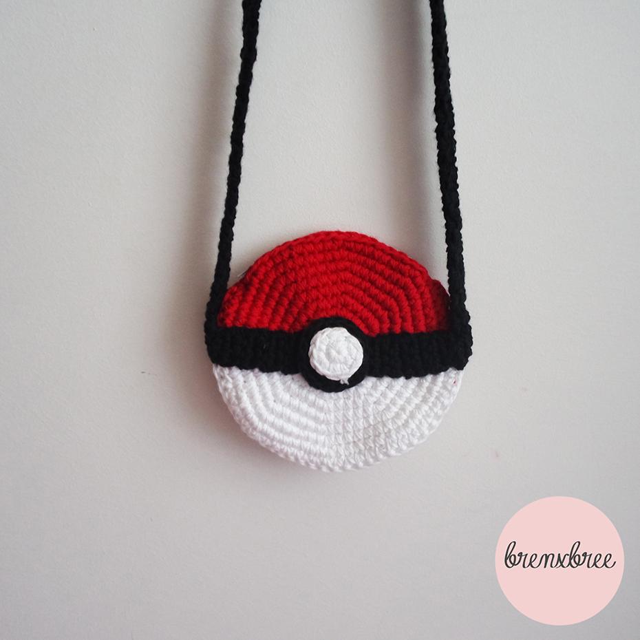 Crochet Bags Pokball Limited Edition On Storenvy