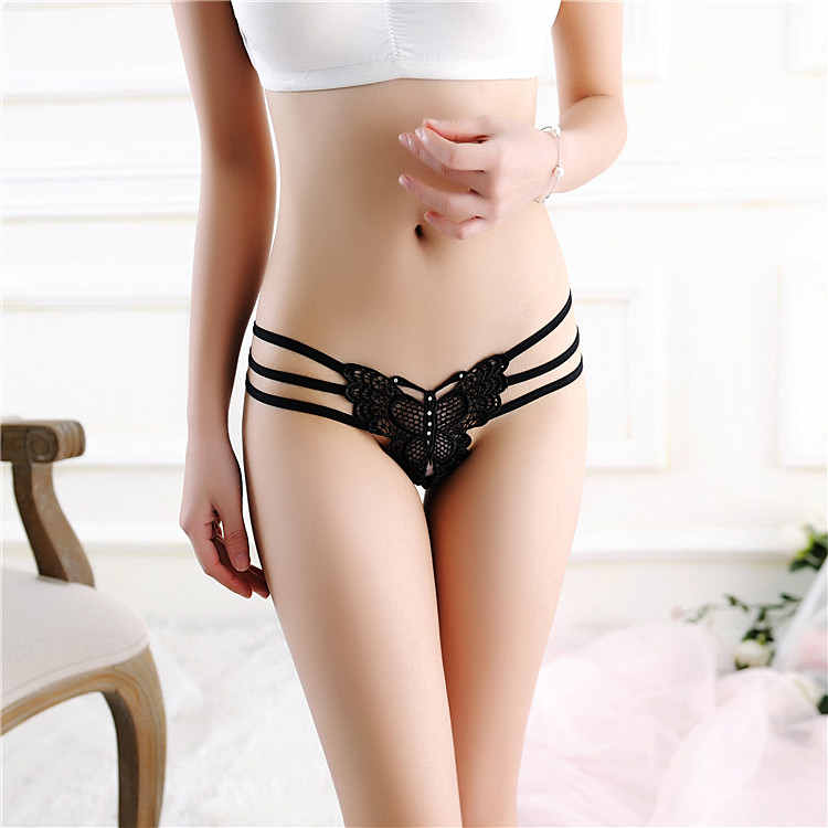 3ef36a1835f98d New 1pcs Women Invisible Underwear Briefs Cotton Spandex Gas ...