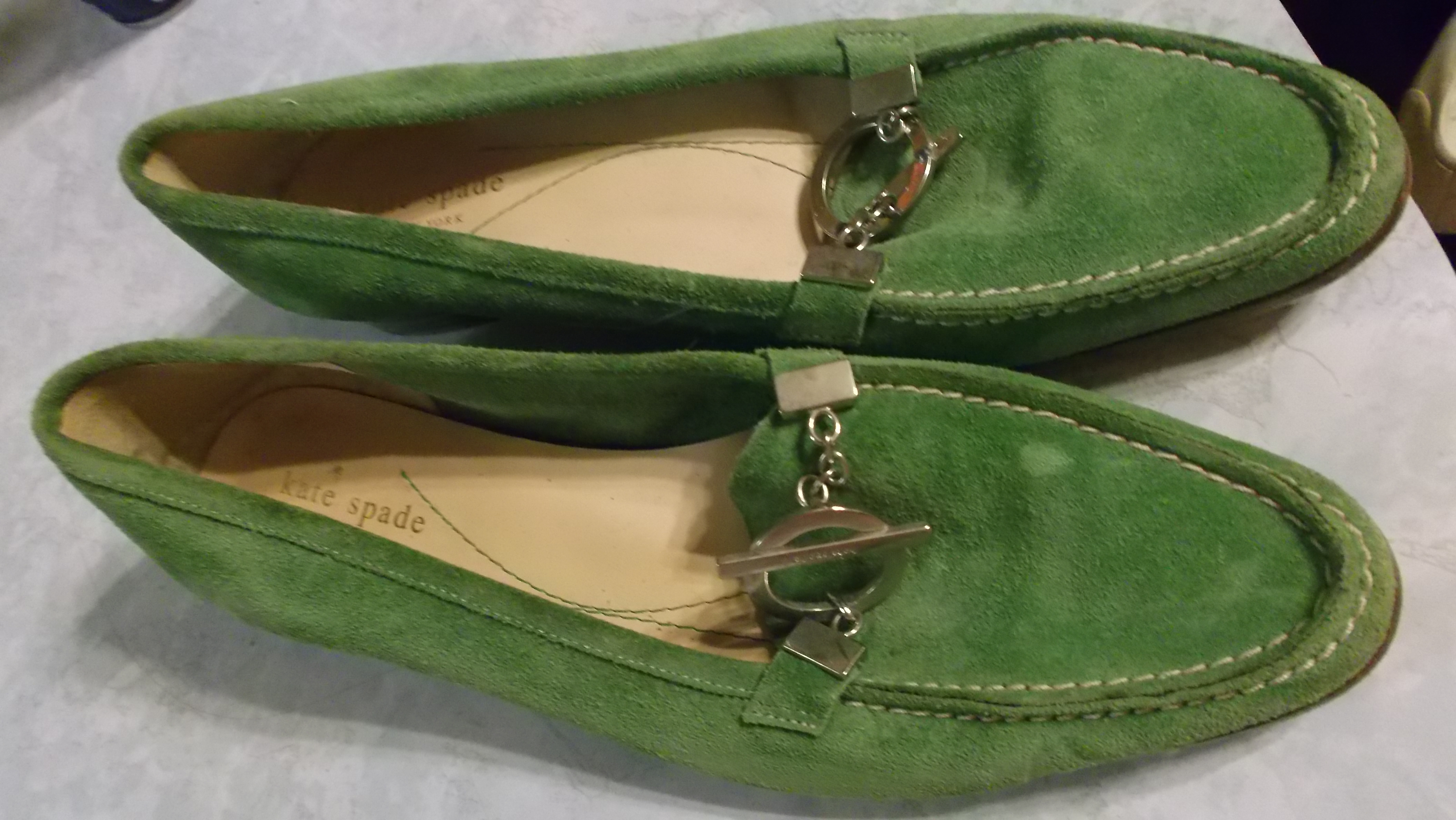 d8b28dc6bfdc green kate spade shoes on Storenvy
