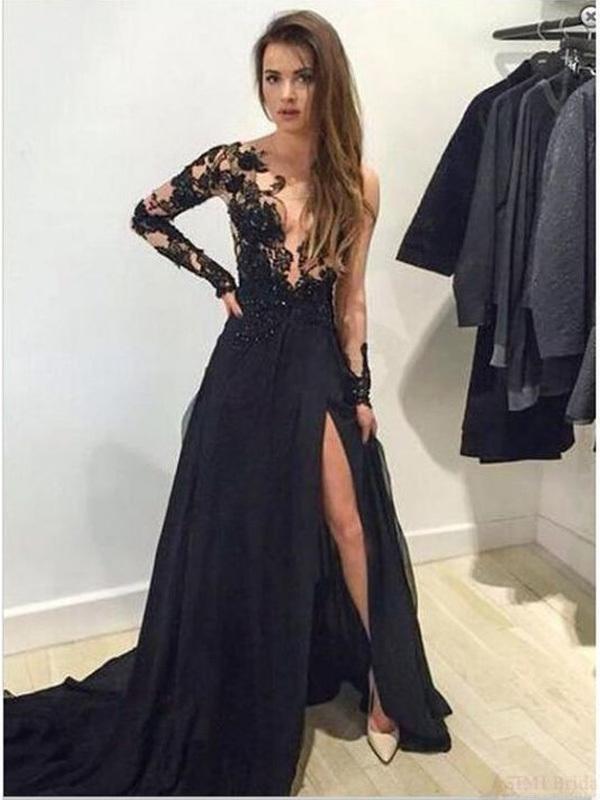 Casual Long Prom Dresses