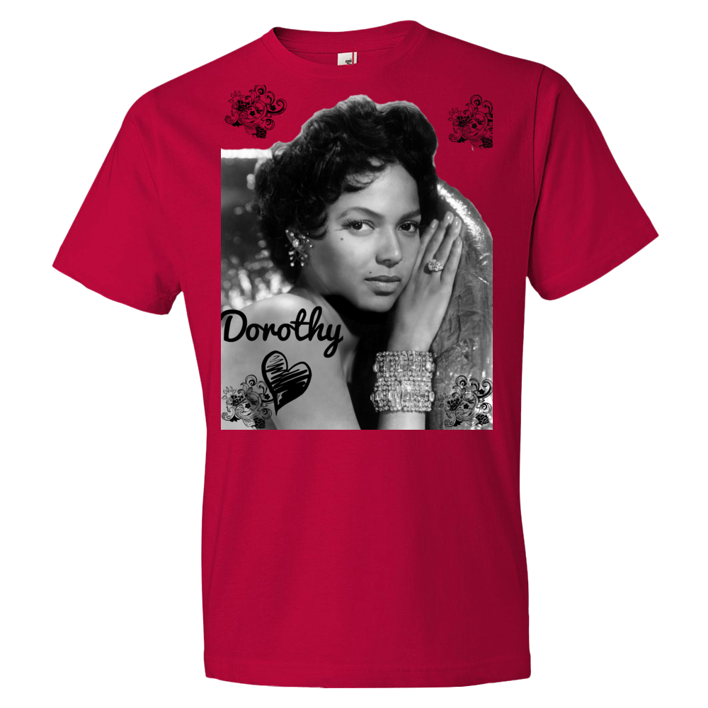 1e0001d8 Dorothy Dandridge T-Shirt on Storenvy