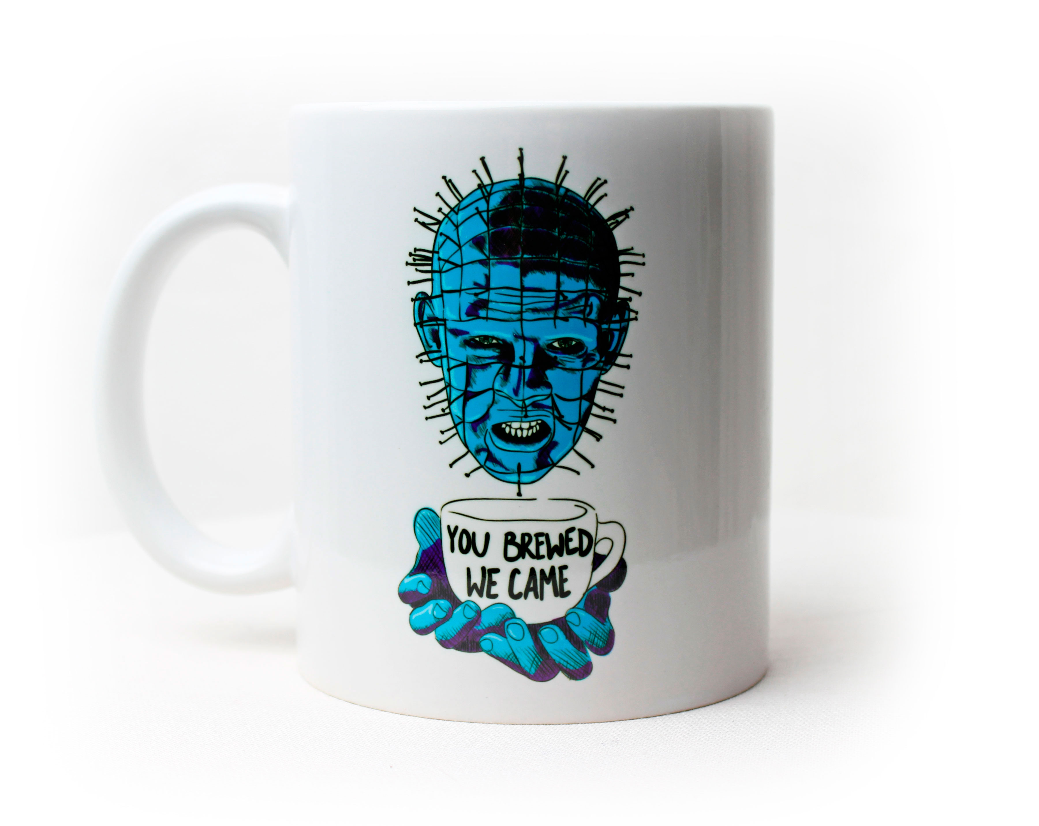From Visions BrewedWe Exhumed You CameCoffee Mug l1Jc3uTFK