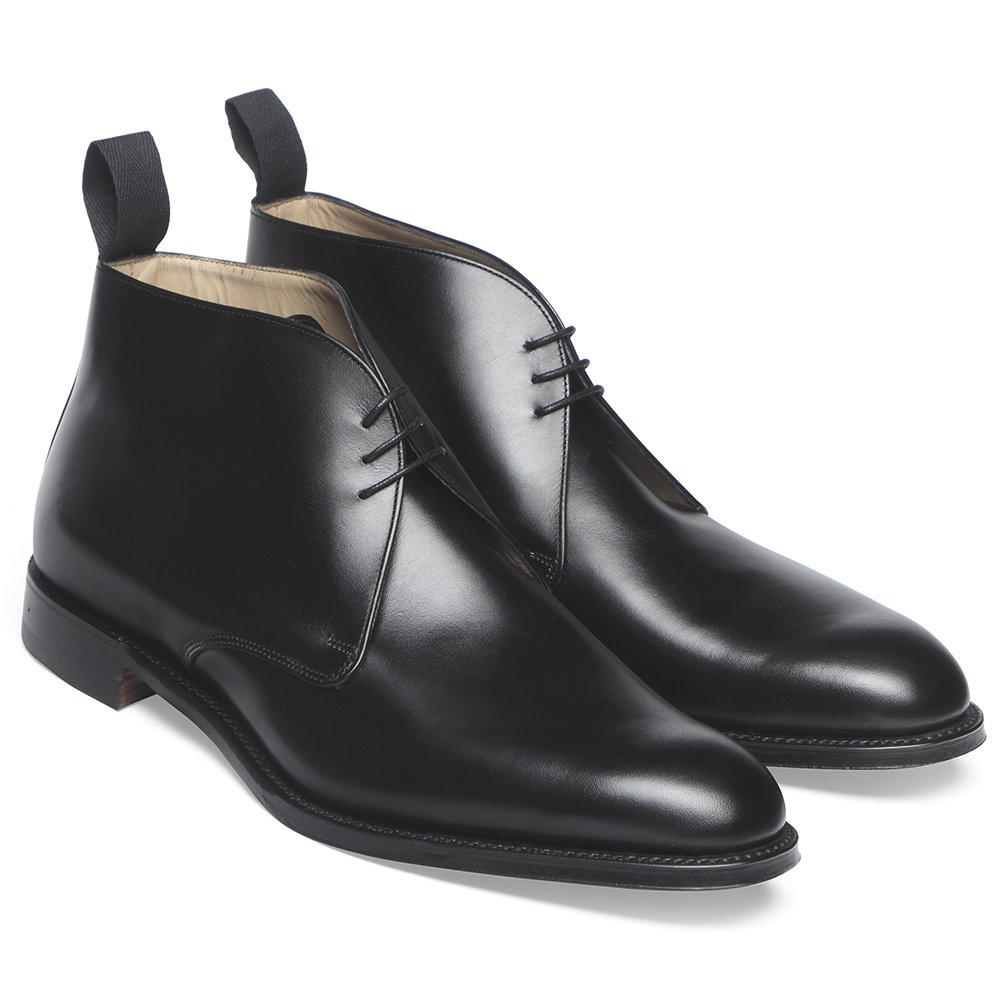 Black Chukka Boots Men