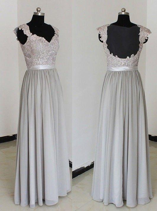 Lace Bridesmaid Dress 0227
