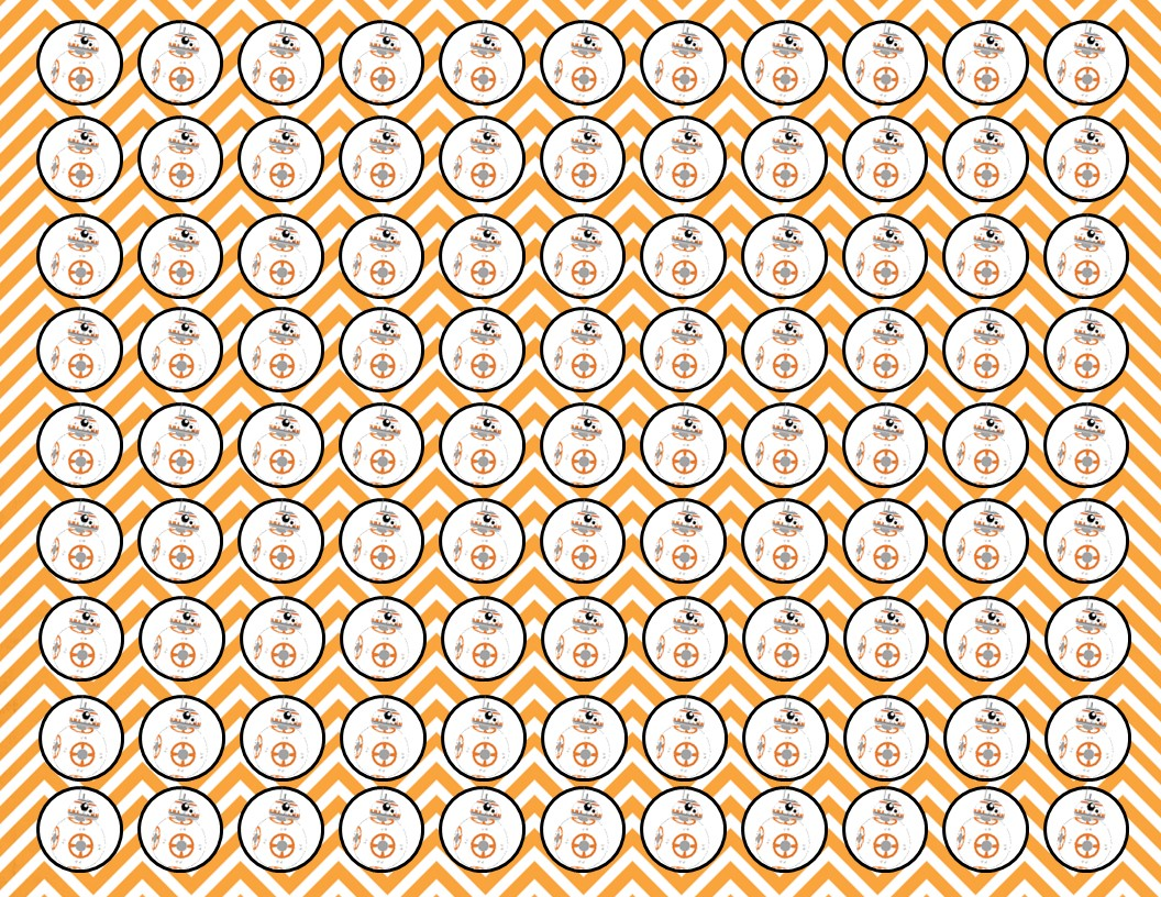 image about Bb 8 Printable named 30 BB8 Star Wars Bingo playing cards - Printable Star Wars Activity social gathering - University BB8 star wars activity -BB8 get together offered by way of okprintables
