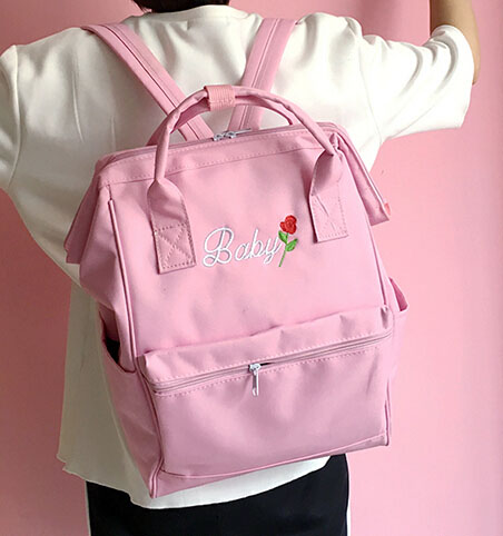 BABY ROSE BACKPACK · OCEAN KAWAII · Online Store Powered by Storenvy 96a26819df2ad