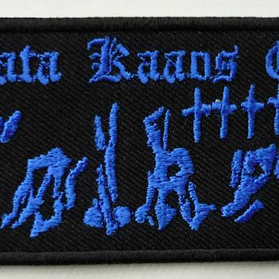 FOLKEIIS embroidered patch
