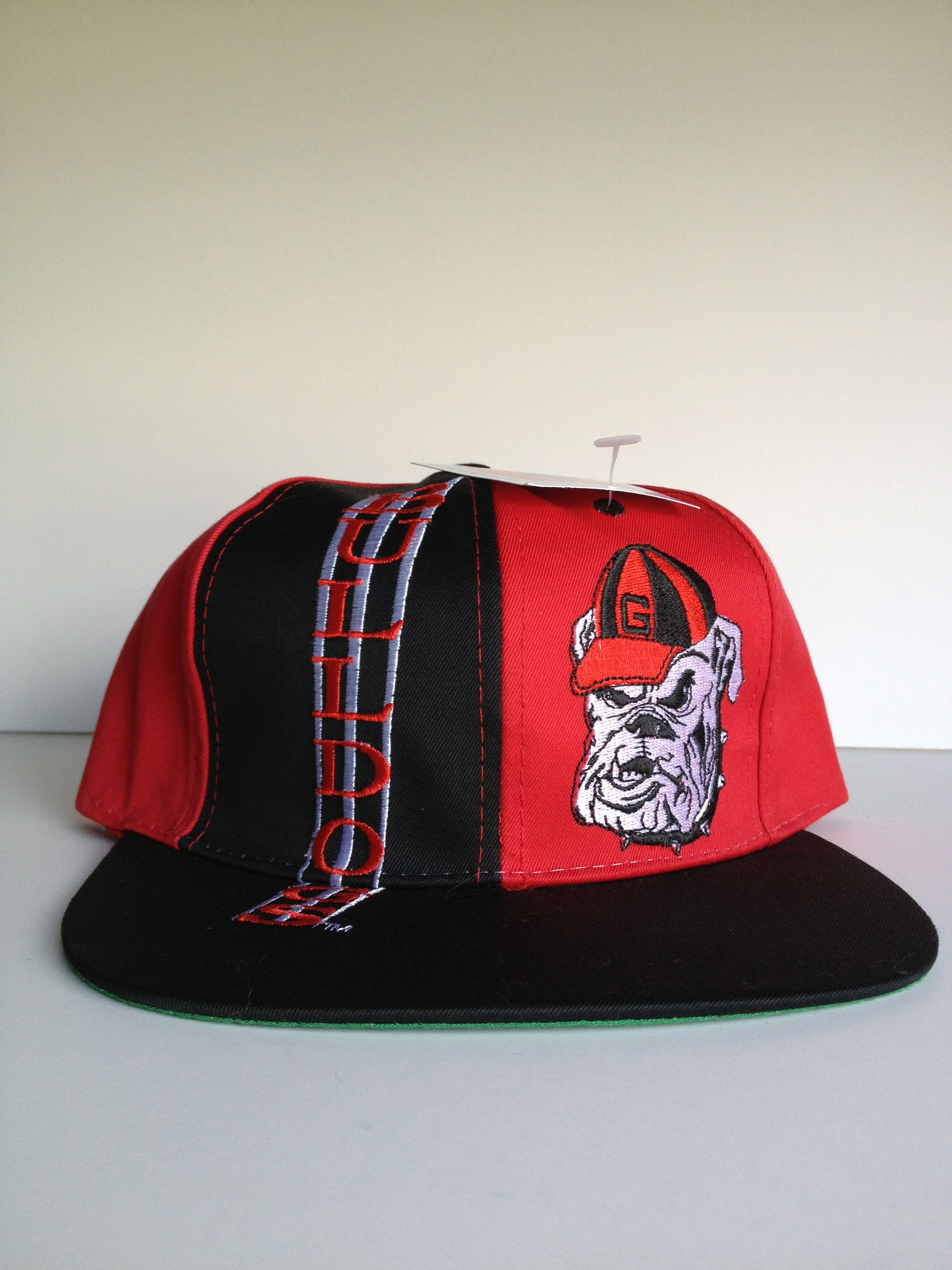 f7f096c5be0 Georgia Bulldogs Vintage Snap-back