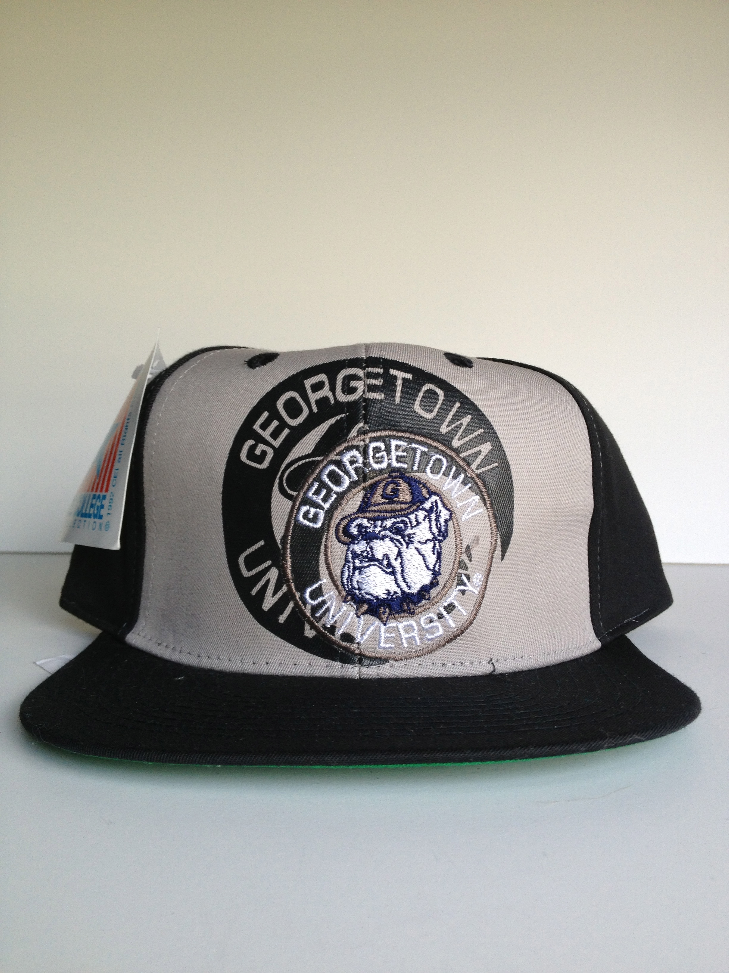 5061cdcf36b Georgetown Bulldogs Vintage Snap-back