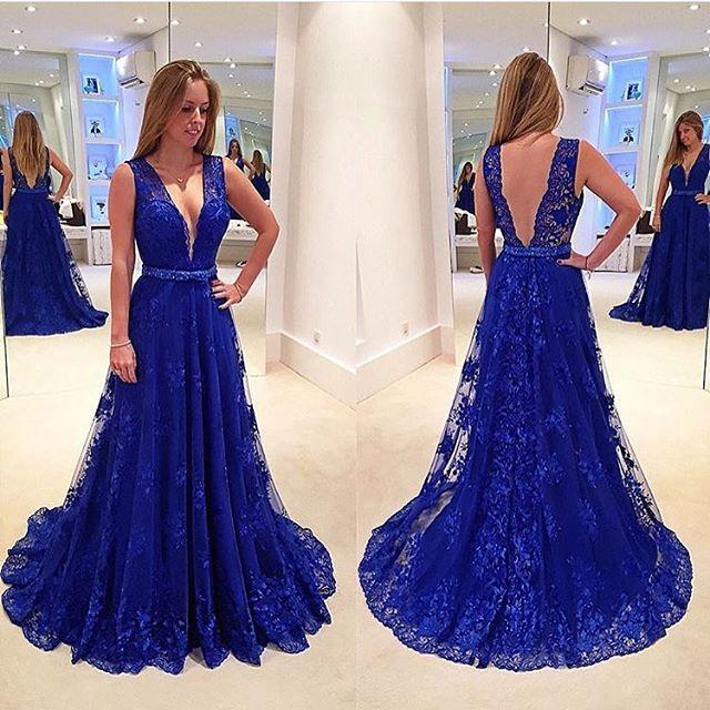 Royal Formal Dress