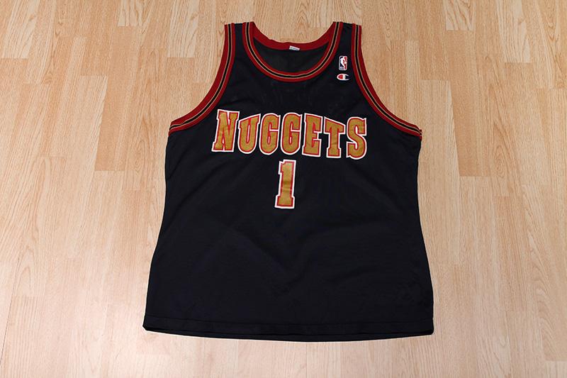SLAM! Vintage | Mahmoud Abdul-Rauf Nuggets Jersey | Old ...