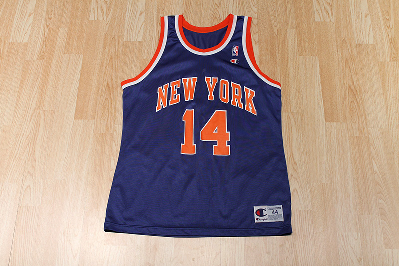 new product 5e8df c1487 anthony mason knicks jersey
