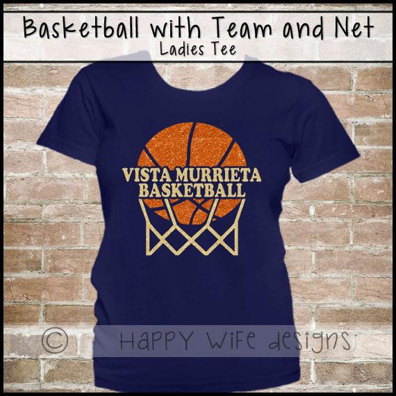 bec7a2702c4 Basketball Mom Shirt - Basketball Shirt, Glitter Basketball Laces,  Basketball with Team Name Sparkle