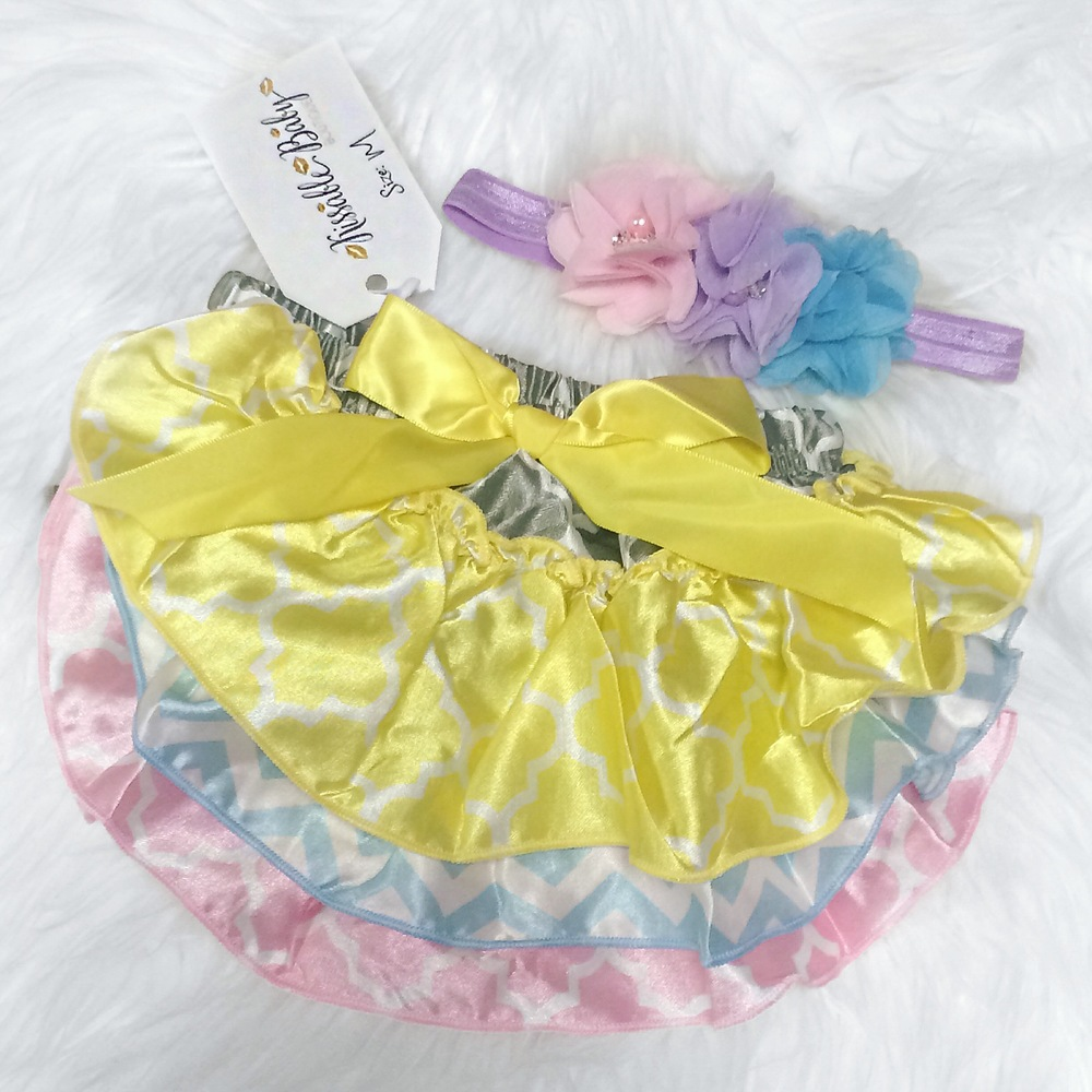 1e41f440a59fe Springtime Pastel Bloomers · Kissable Baby Boutique · Online Store Powered  by Storenvy