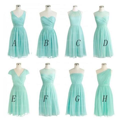Tiffany Blue Bridesmaid Dresses Cheap Bridesmaid Dress