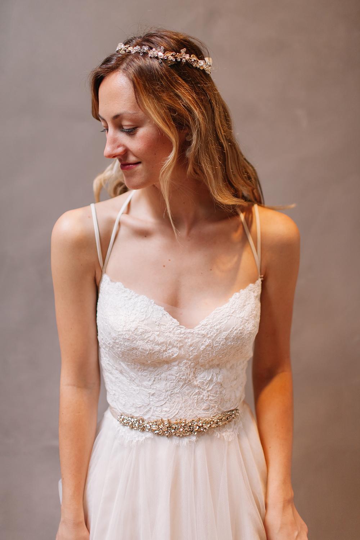 8e9c0680d7f65 Cheap Long White Wedding Dresses | Saddha