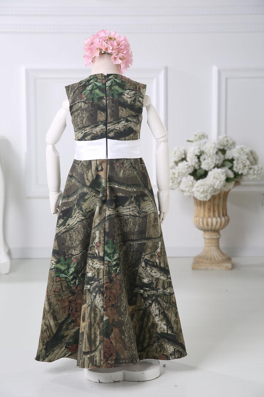 c56a97fa295 Camouflage Flower Girl Dresses Custom Size on Storenvy