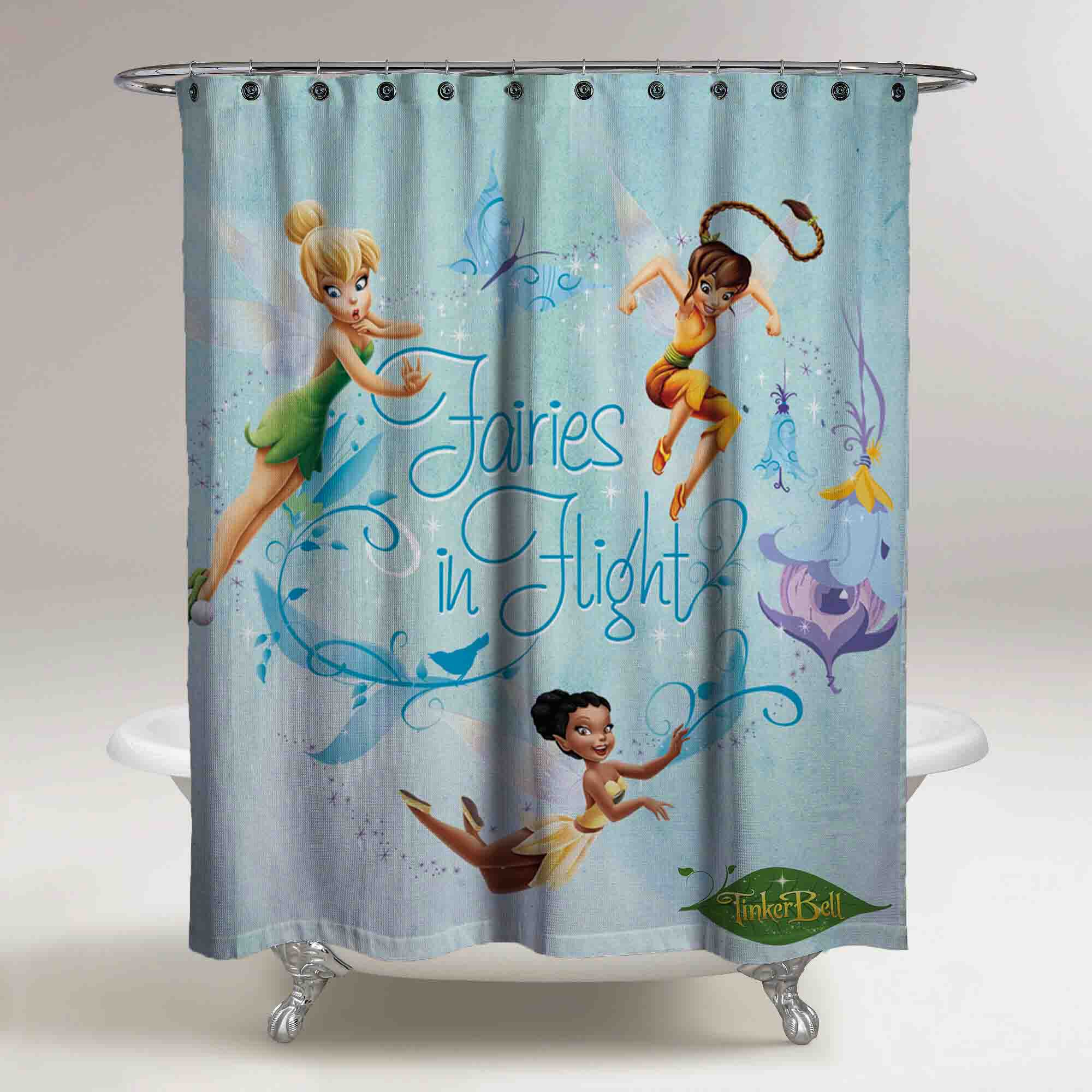 Tinker Bell Disney Princes Fairies In Flight Original