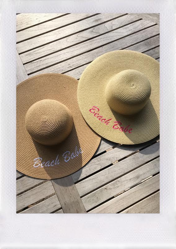 d5c69ac222c BEACH BABE SUN HAT- MORE COLORS
