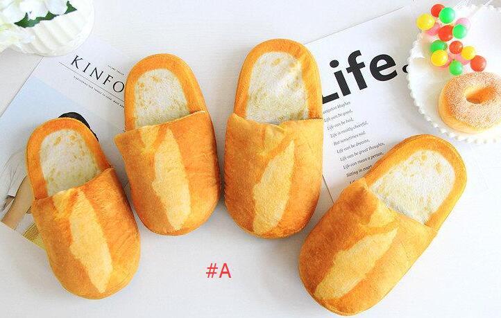 Fleece Bread Slippers on Storenvy 9ac215515