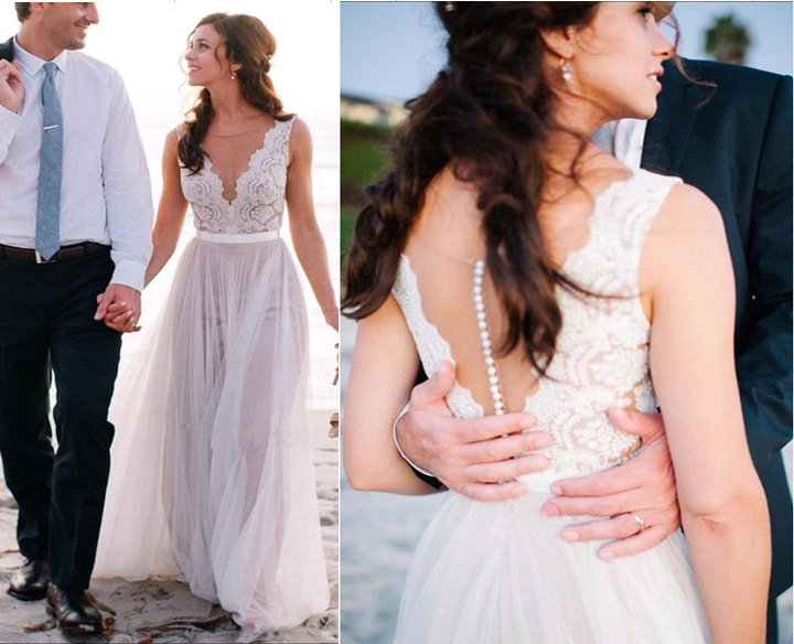 Beach Wedding Dresses,Wedding Gowns,Lace Wedding Dresses,Dresses For ...