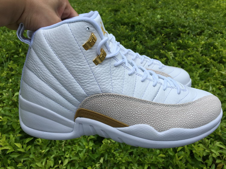 Newest Nike Air Jordan 12 OVO Shoes Nike Air Jordan Retro 12 OVO Shoes Nike  Jordan Basketball Shoes On Sale on Storenvy bb6409d6c
