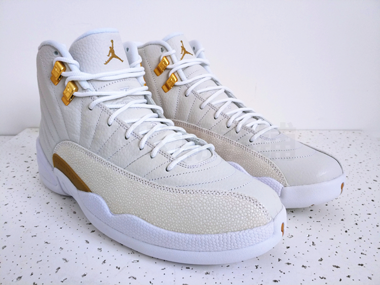 38f483ee Newest Nike Air Jordan 12 OVO Shoes Nike Air Jordan Retro 12 OVO Shoes Nike  Jordan Basketball Shoes On Sale sold by BELLDRESS