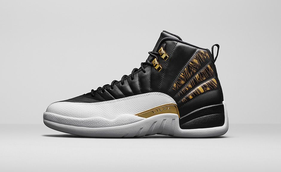 3acc762b11f Newest Nike Air Jordan 12 Wings Shoes Nike Air Jordan Retro 12 Wings ...