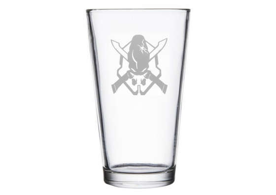 Master Chief Legendary Difficulty pint, Master Chief, FPS, Video Gaming  Gifts, Hardcore gamer present, Covenant, Legendary Difficulty, from