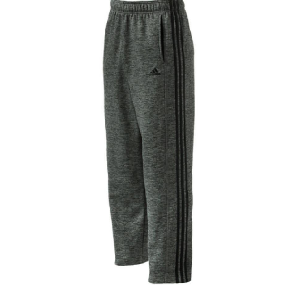 adidas fleece pants mens
