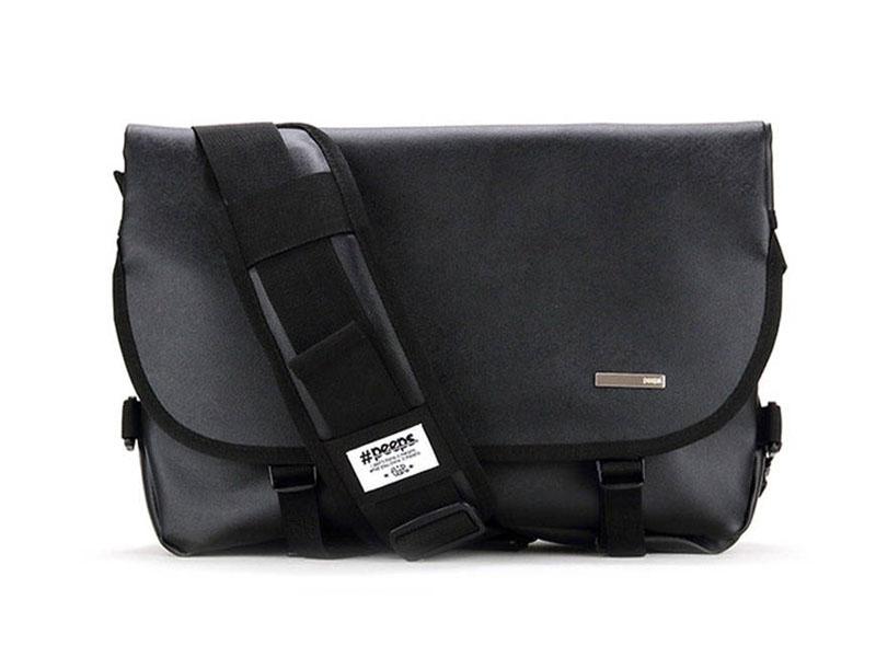 5e6c9652c65d Mens Messenger Bag Boy Crossbody Black Bag College Bag School Bag 392 on  Storenvy