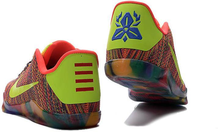 3fb0a8af4b3e Nike Kobe 11 Colorful on Storenvy