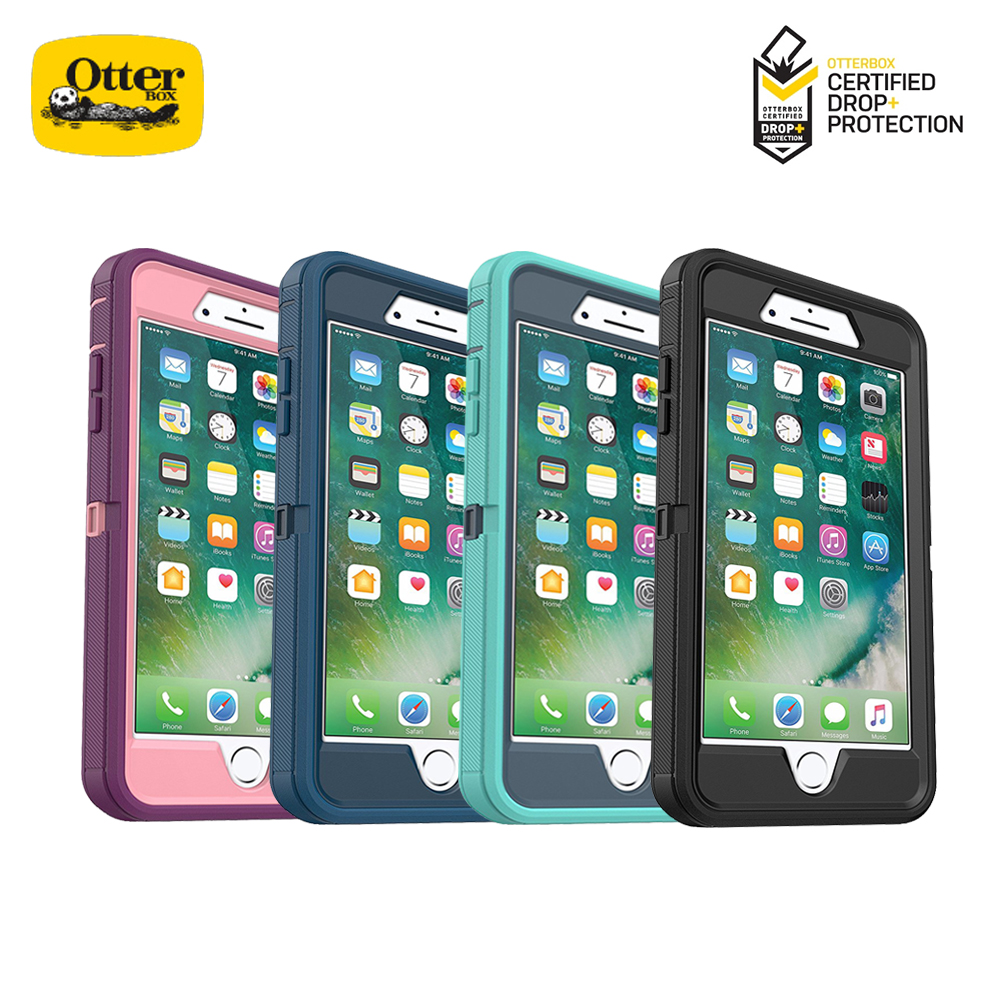 new styles b31b0 e7b0b OtterBox iPhone 7 Defender Series Case