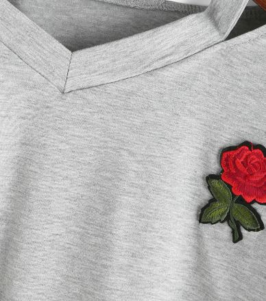 dfcf7325846fd Rose Crop Top · moozoo · Online Store Powered by Storenvy