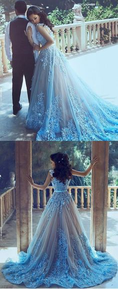 Sparkly Lace Wedding Dress Appliques Mermaid Wedding Dresses Sexy Long Prom Dresses