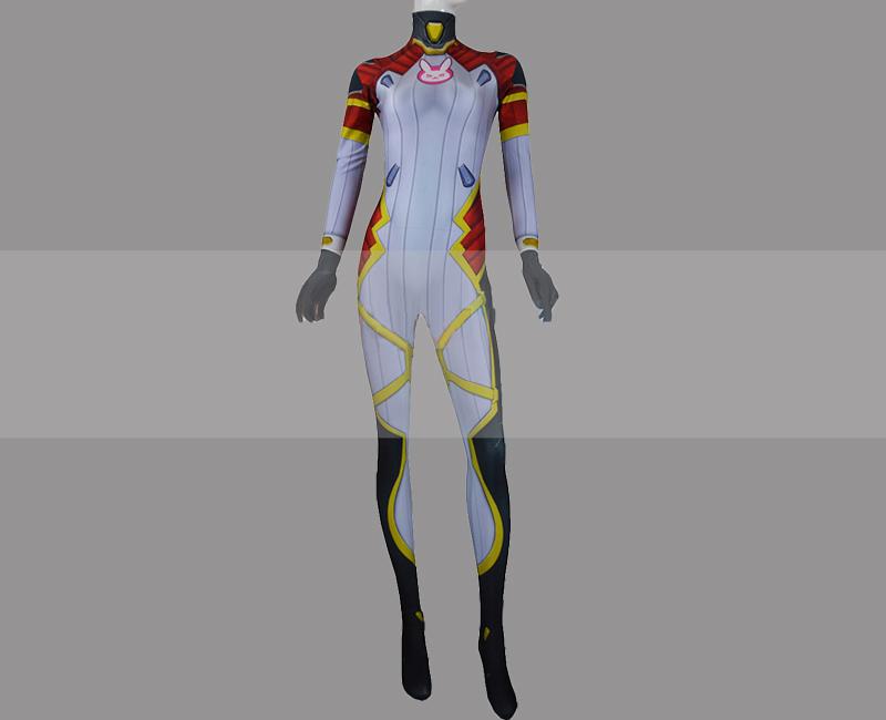 Carbon fiber dva cosplay