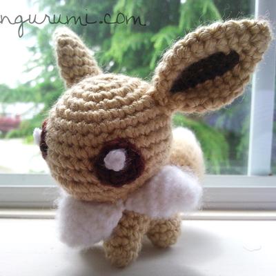 30 Free Crochet Pokémon Patterns | Guide Patterns | 400x400