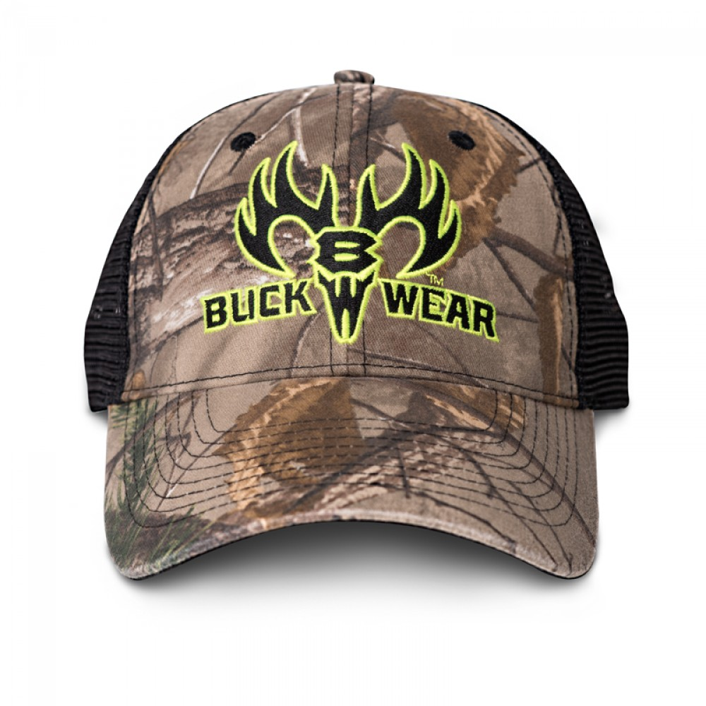 9088 bw camoblack mens buckwear hunting hat original 5624649fff5