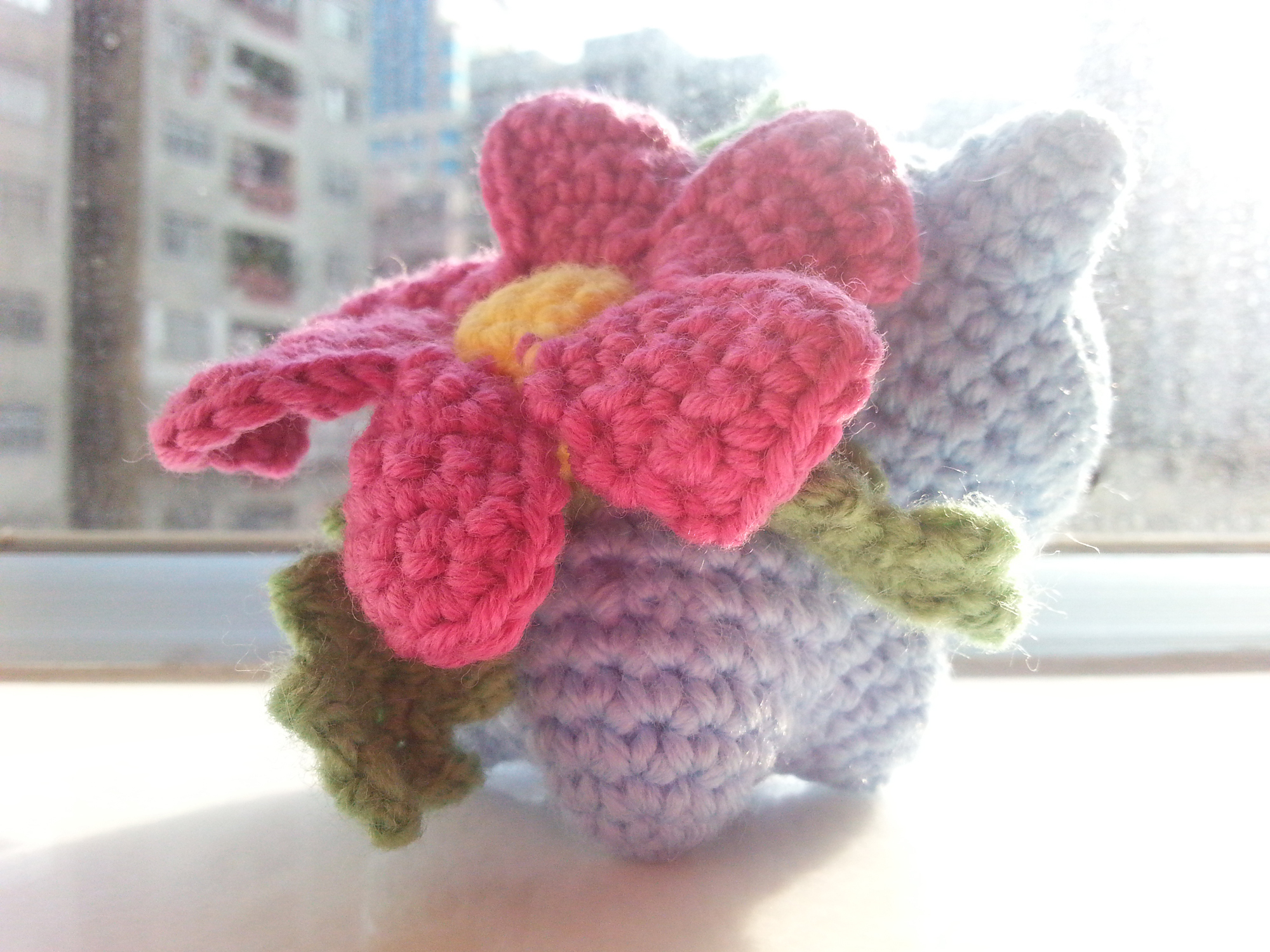 Bulbasaur Evolution Set Amigurumi Crochet Plush Ivysaur Venusaur