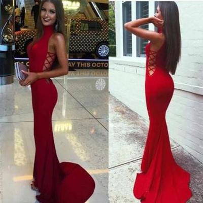 Backless gowns cheap sexy
