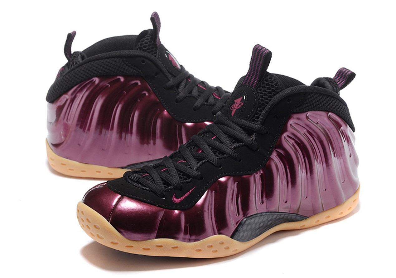 b61ab67ea3e Nike Air Foamposite One Night Maroon Gum Light Brown Black 314996-601 on  Storenvy