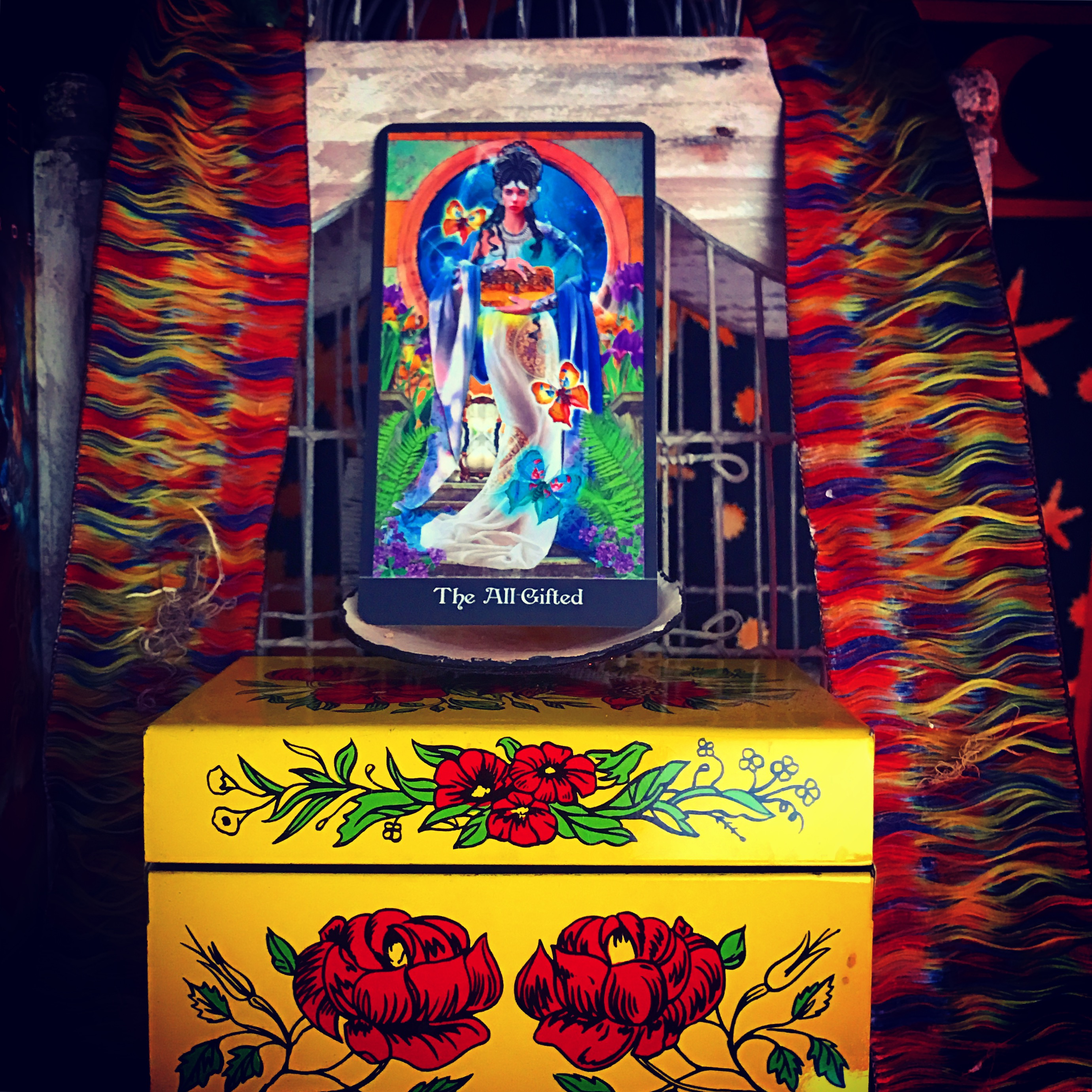 Pandora's Game 1 Card Draw *test your psychic abilities* sold by Casa  Ololiuqui