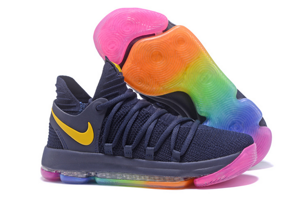 44793093f713 Nike Zoom KD 10 X rainbow Kevin Durant men size 7-12 on Storenvy