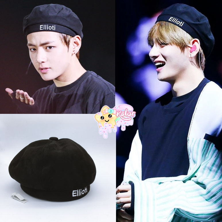 6c89abd4e4bb6 Taehyung s Style Beret on Storenvy