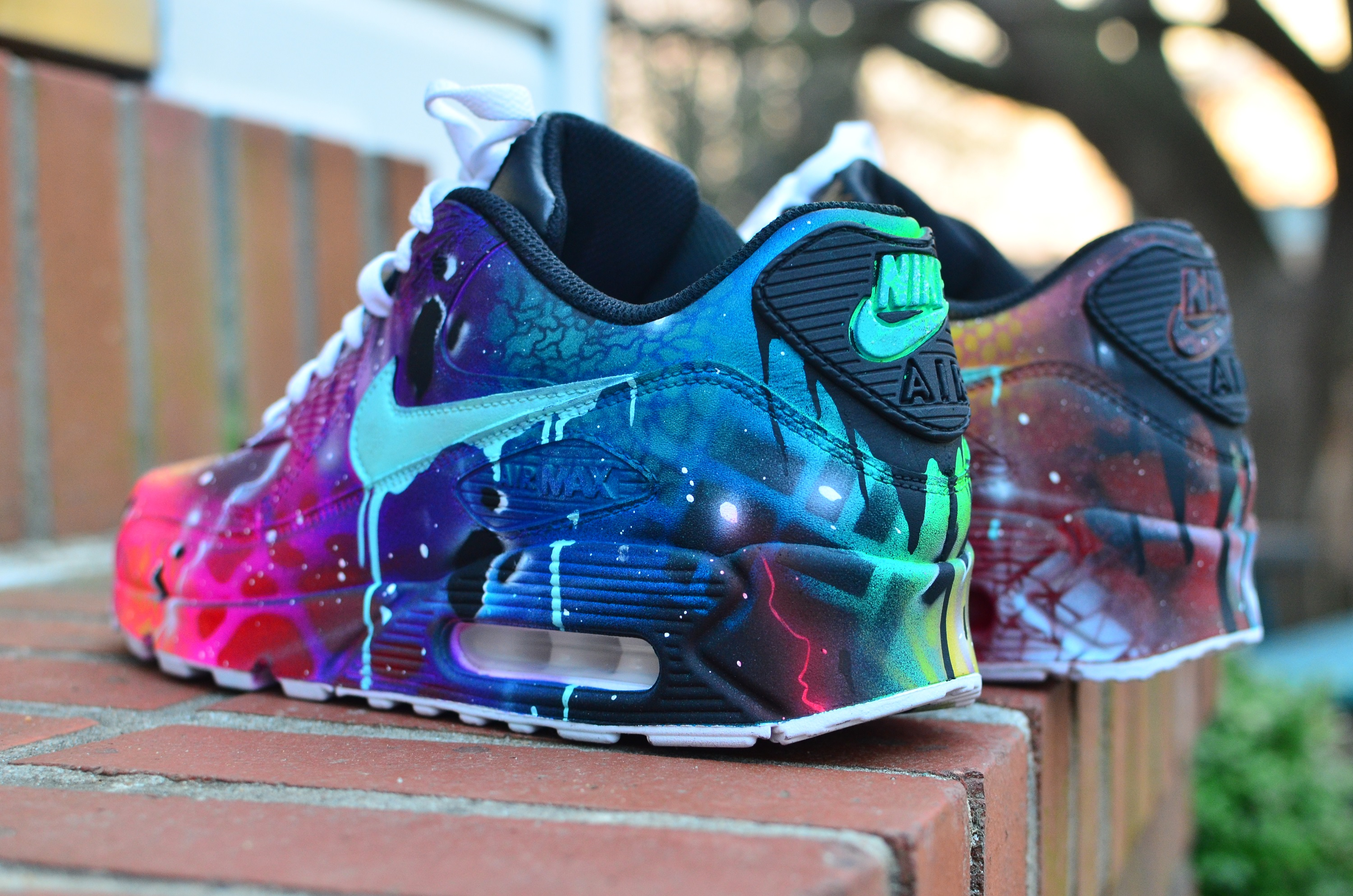 Nike Air Max 90 Galactic Drip sold by Drip Kingz