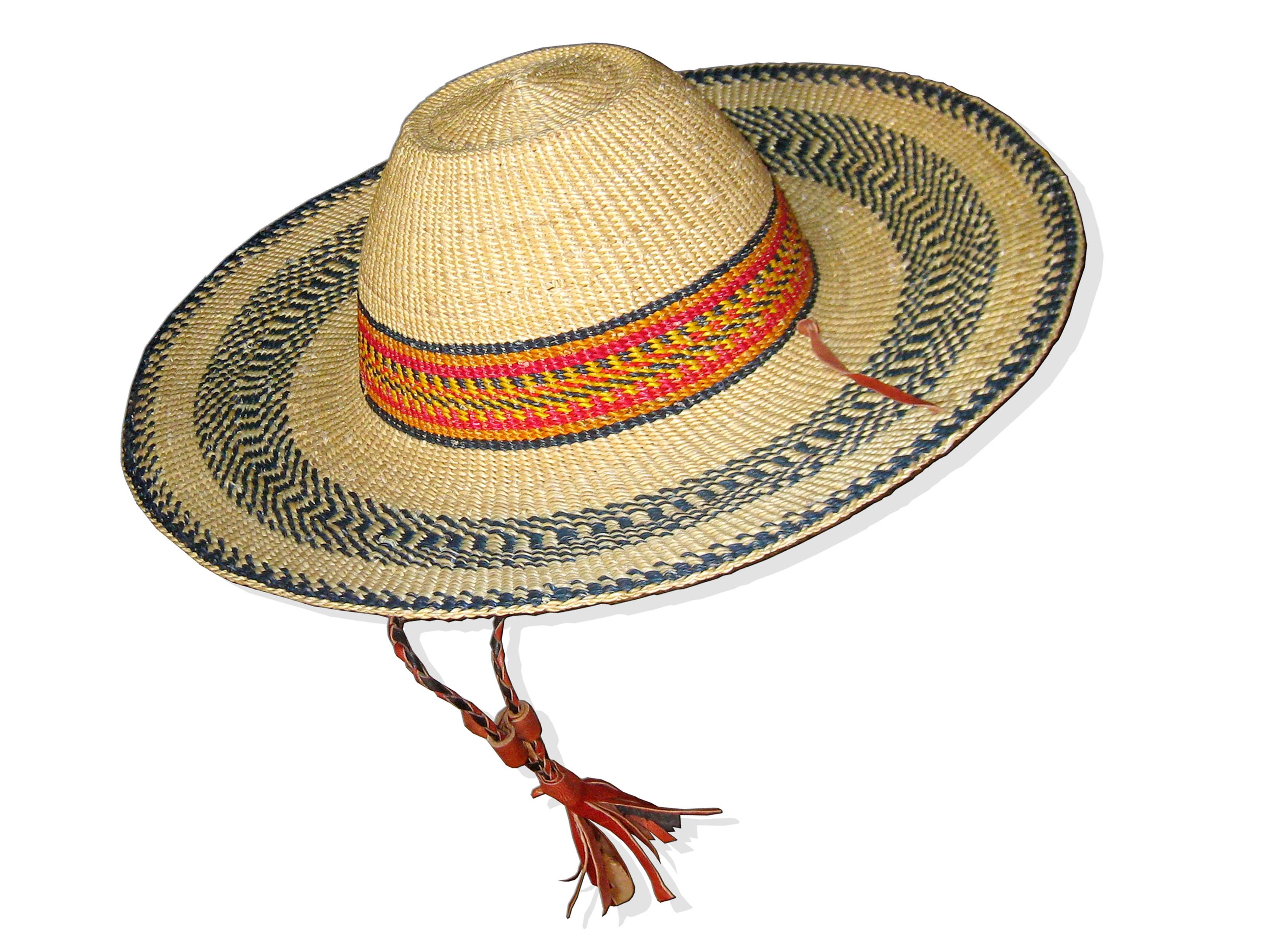 9594b788 Vintage Straw Hat Sun Straw Hat Vacation Hat Beach Hat Medium Hat ...